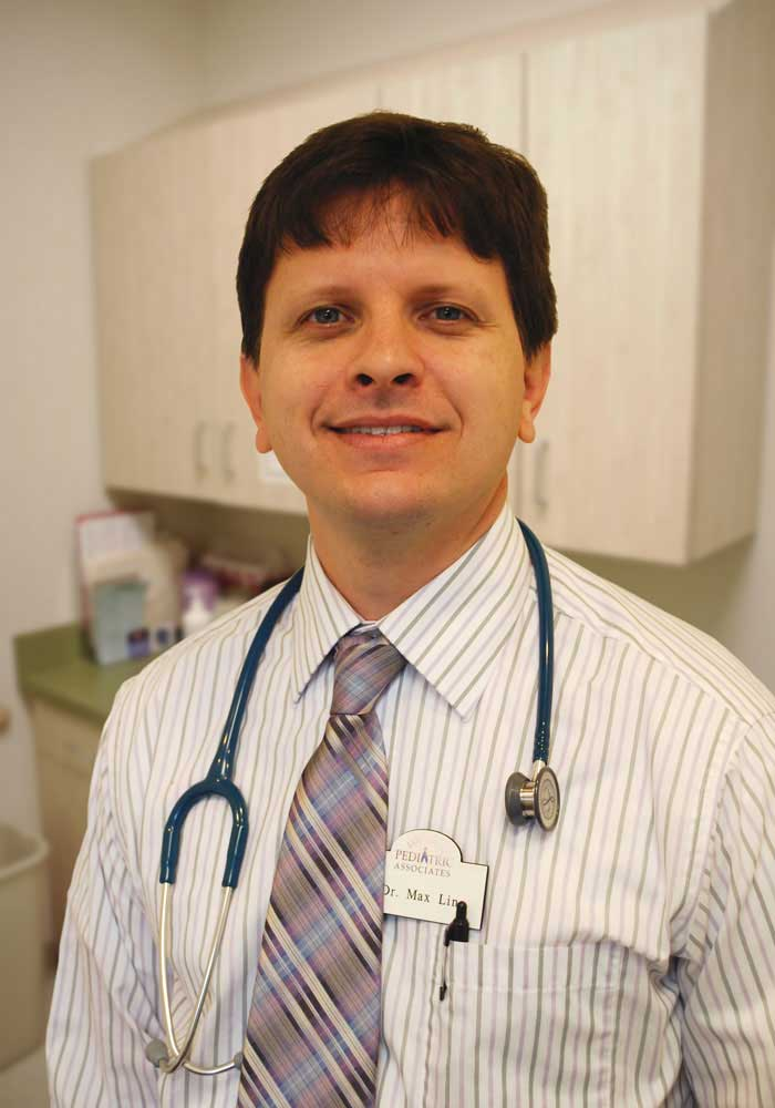 Max Lins, MD, FAAP – Loudoun Pediatric Associates